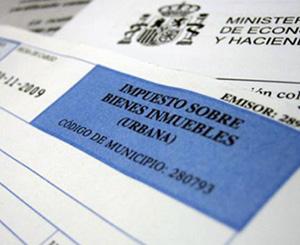 Impuesto de Bienes Inmuebles (IBI)