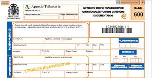 Impuesto de Transmisiones Patrimoniales y Actos Jurídicos Documentados (ITP y AJD)