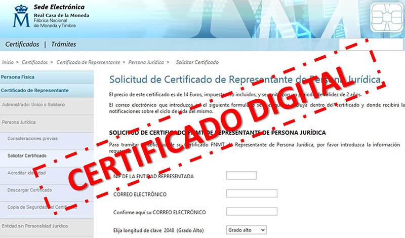 Certificado de calidad asociacin de personas con for Renovar demanda de empleo con certificado digital