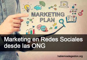 Marketing en Redes Sociales desde las ONG
