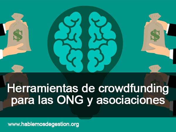 Herramientas de crowdfunding y microfinanciación